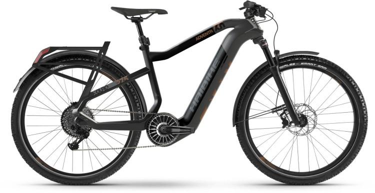 Haibike XDURO Adventr 6.0 FLYON i630Wh carbon/titan/bronze 2020