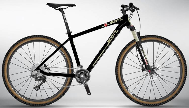Scott Boulder 900 2018 - Hardtail Mountainbike