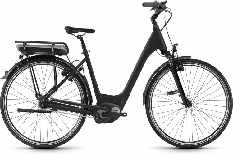 Ghost Hybride Square Wave B1.8 AL 2018 - Tiefeinsteiger E-Bike Trekkingrad