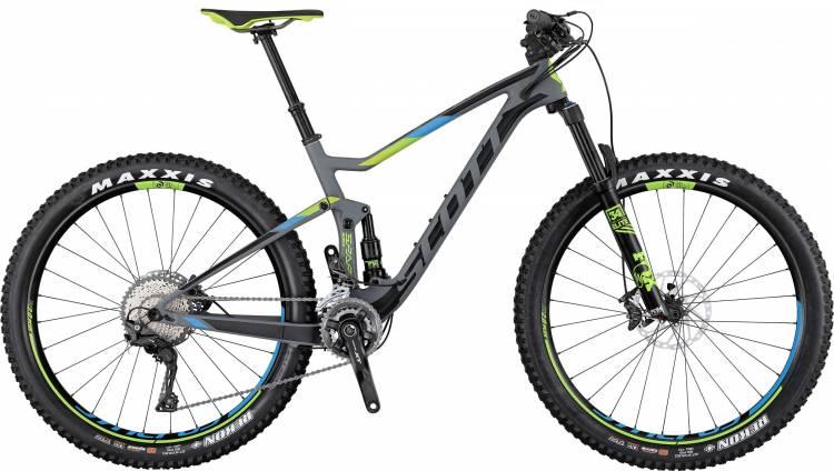 Scott Spark 710 Plus 2017