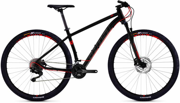 Ghost Kato 6.9 AL U 2018 - Hardtail Mountainbike