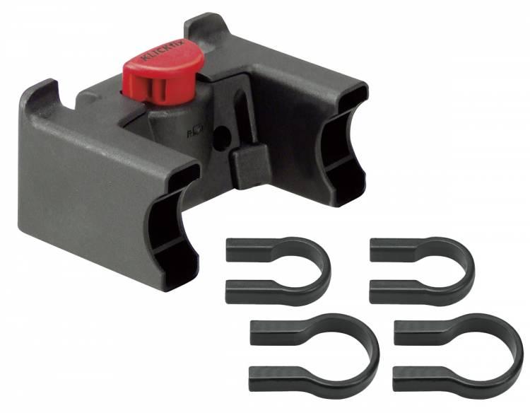 Rixen & Kaul KLICKfix Lenkeradapter Universal schwarz 22-26mm & 31,8mm
