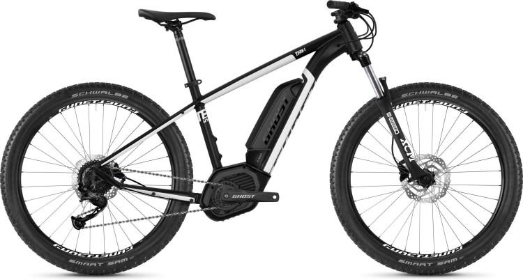 Ghost Hybride Teru B2.7+ AL U jet black / star white 2020 - E-Bike Hardtail Mountainbike