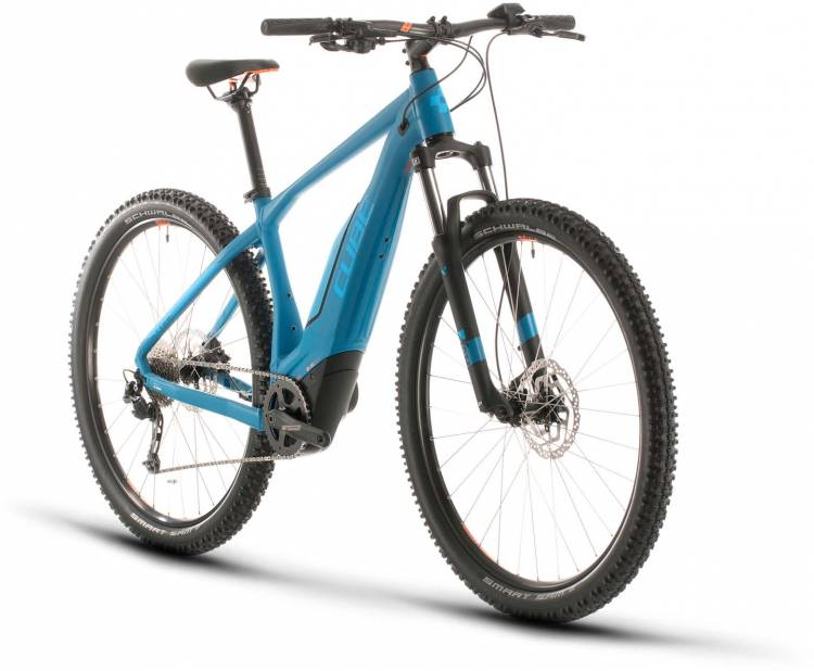 Cube Acid Hybrid ONE 500 29 blue n orange 2020 - E-Bike Hardtail Mountainbike