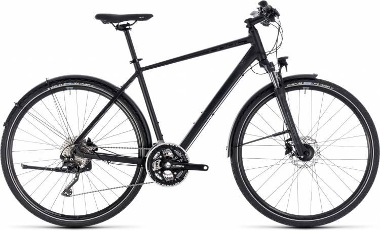 Cube Nature SL Allroad black n grey 2018 - Herren Crossrad