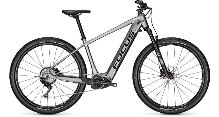 Focus Jarifa2 6.8 Nine Toronto Grey 2020 - E-Bike Hardtail Mountainbike
