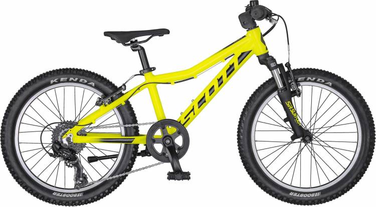 Scott Scale 20 yellow/black 2020