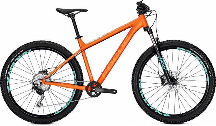 Focus Bold SL 27 supraorange matt 2018 - Hardtail Mountainbike