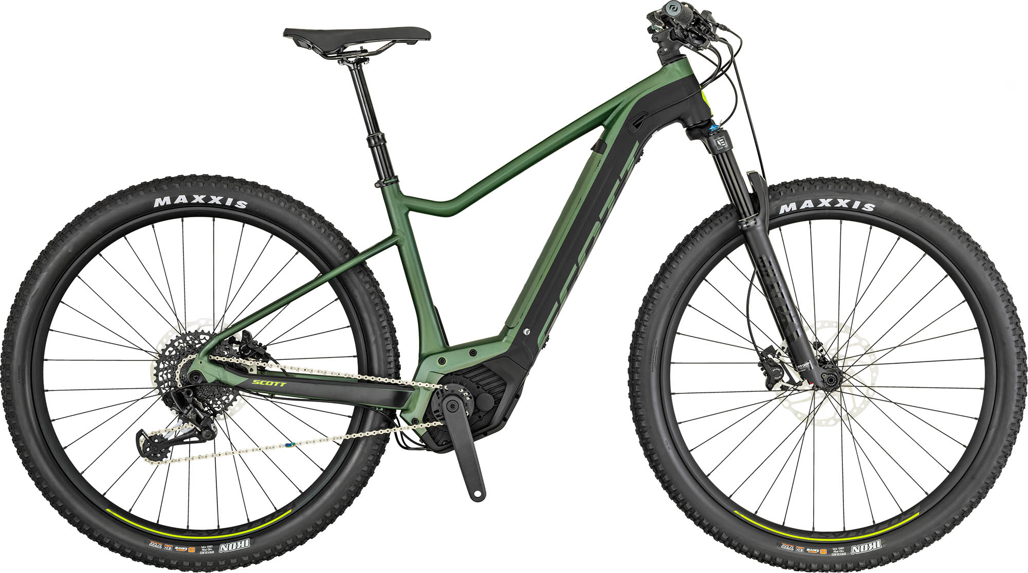 scott aspect eride 10 e bike mountainbike hardtail. Black Bedroom Furniture Sets. Home Design Ideas
