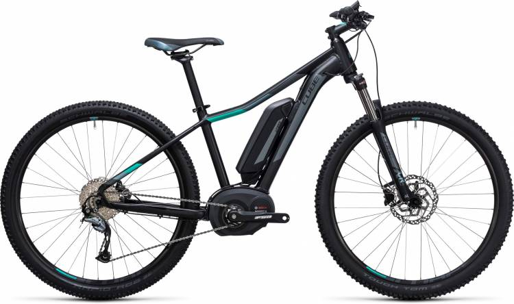 Cube Access WLS Hybrid ONE 400 27.5/29 black n blue 2017