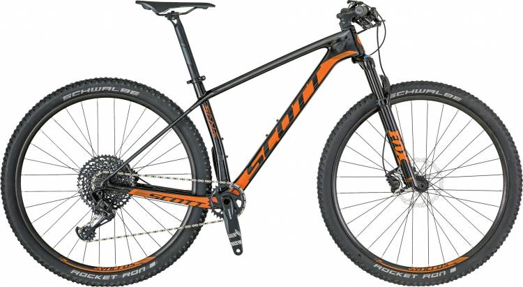 Scott Scale 925 2018 - Hardtail Mountainbike