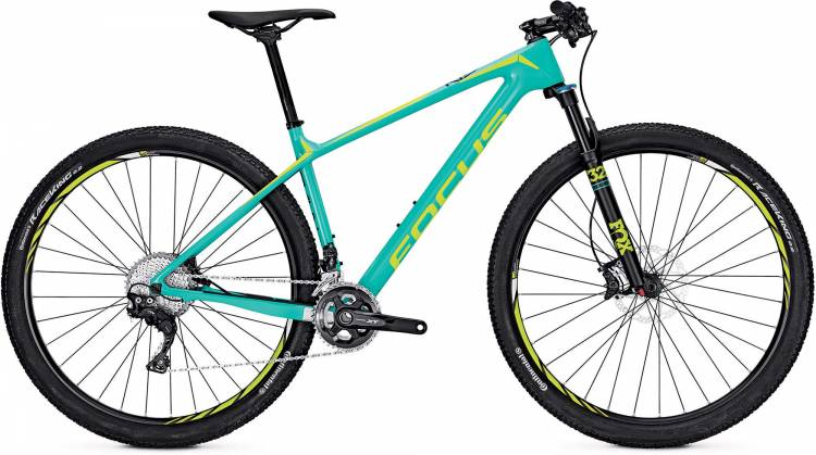 Focus Raven Lite 27 türkis 2017 - Hardtail Mountainbike