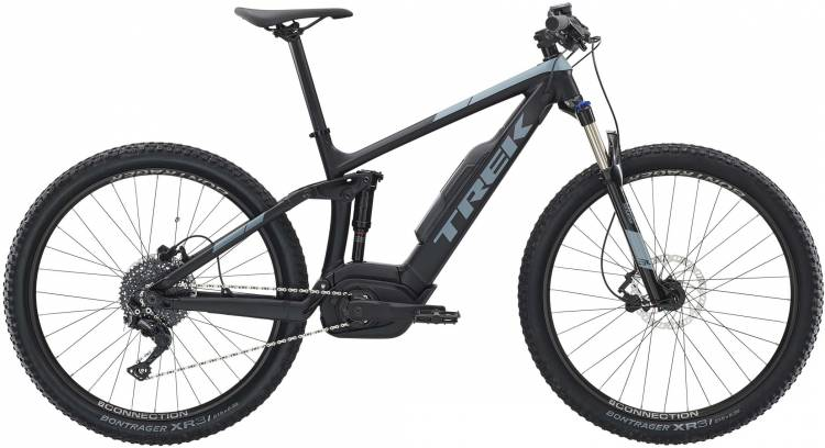 Trek Powerfly FS 4 Matte Trek Black 2019