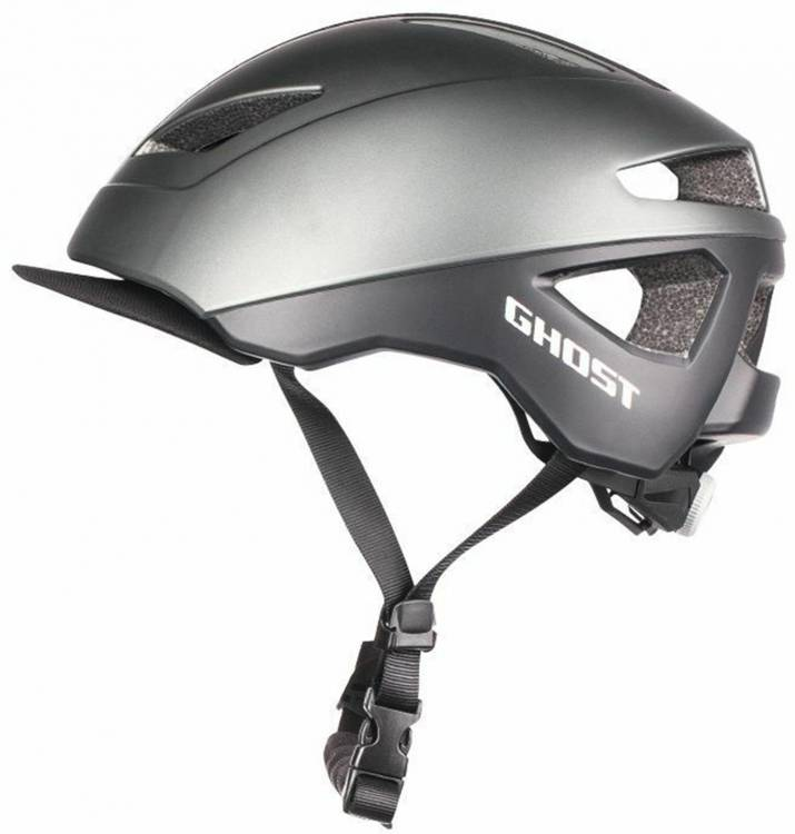 Ghost Helm Urban night black / urban gray