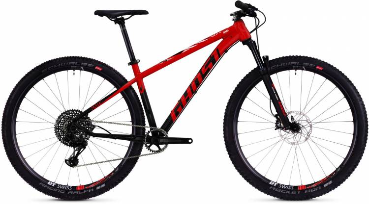 Ghost Kato X6.9 AL U 2019 - Hardtail Mountainbike