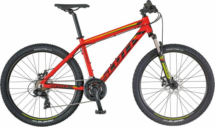 Scott Aspect 670 2018 - Hardtail Mountainbike