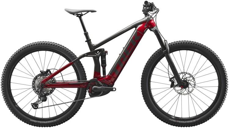 Trek Rail 7 Dnister Black/Rage Red 2020