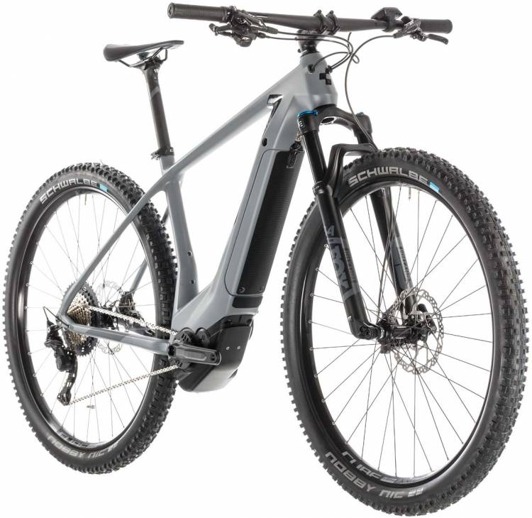 Cube Elite Hybrid C:62 SL 500 29 grey n black 2019