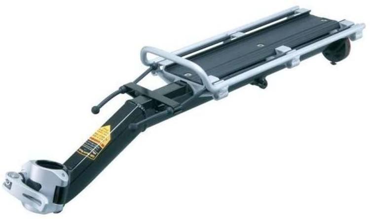 Topeak Gepäckträger MTX Beam Rack (A-Type) schwarz
