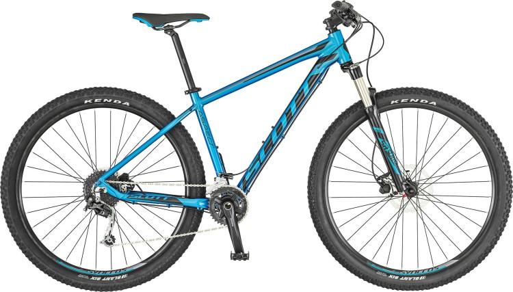 Scott Aspect 730 blue/grey 2019