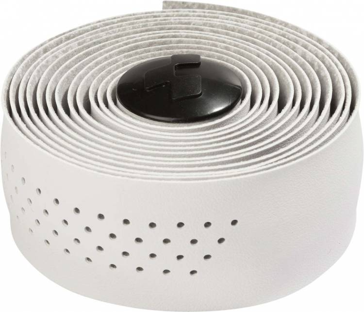 Cube Lenkerband RACE white