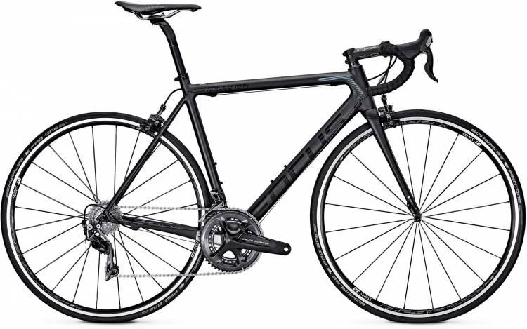 Focus Izalco Max Dura Ace carbon/black/blue 2017 - Herren Carbon Rennrad