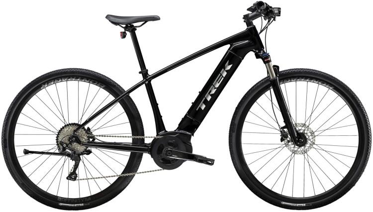 Trek Dual Sport+ Trek Black 2020 - E-Bike Crossrad Herren