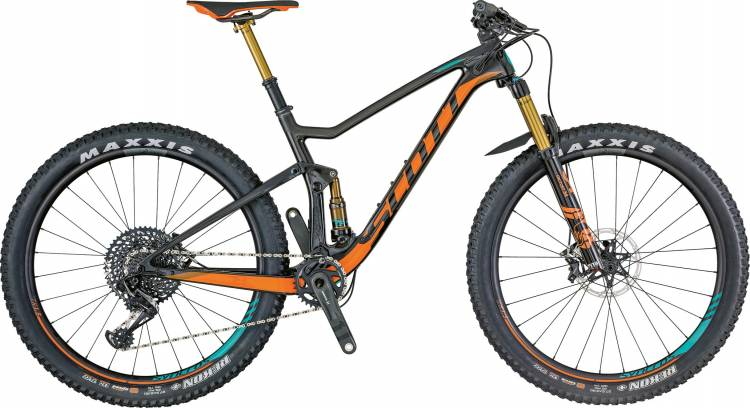 Scott Spark 700 Tuned 2018 - Fully Mountainbike