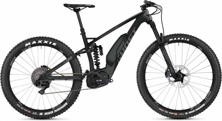 Ghost Hybride Slamr S8.7+ LC 2019 - E-Bike Fully Mountainbike