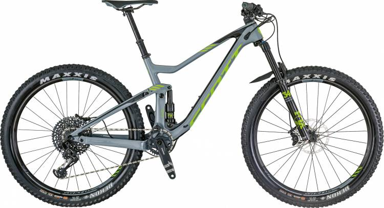 Scott Genius 720 2018 - Fully Mountainbike