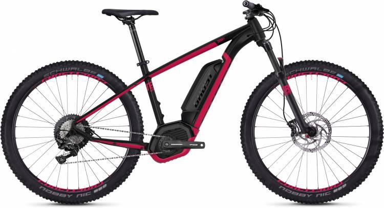 Ghost Hybride Teru B5.7+ AL 2018 - Damen E-Bike Hardtail Mountainbike