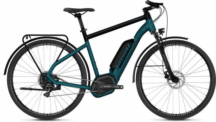 Ghost Hybride Square Trekking B2.8 AL 2018 - Herren E-Bike Trekkingrad