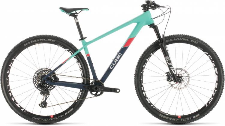 Cube Access WS C:62 SL team ws 2020 - Hardtail Mountainbike Damen