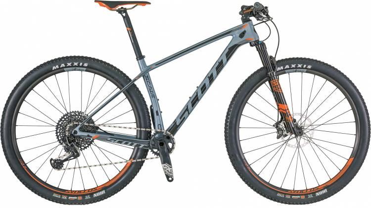 Scott Scale 910 2018 - Hardtail Mountainbike