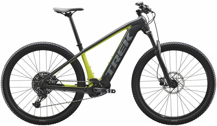 Trek Powerfly 5 Solid Charcoal/Volt 2020