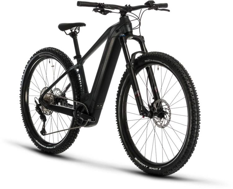 Cube Access Hybrid EXC 500 29 iridium n hazypurple 2020 - E-Bike Hardtail Mountainbike