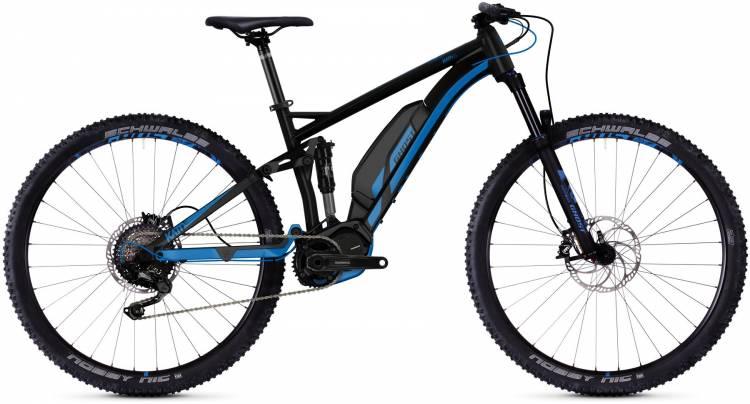 Ghost Hybride Kato FS S3.9 AL U 2018 - E-Bike Fully Mountainbike