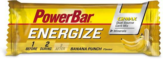 PowerBar Energize Banana Punch 55g Energieriegel