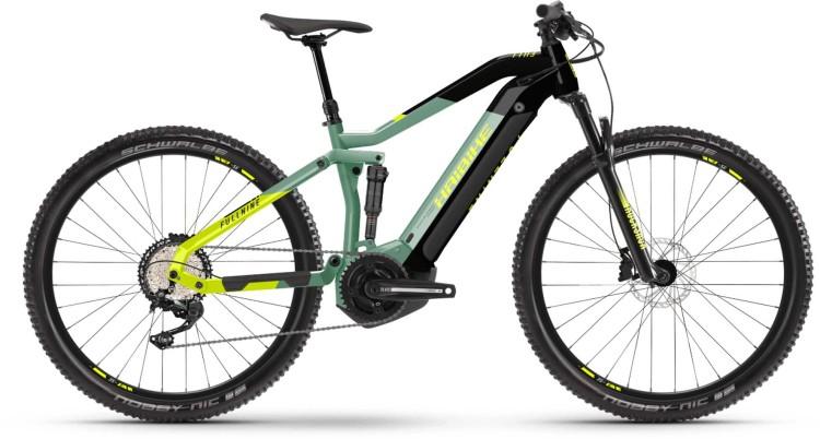 Haibike FullNine 6 i630Wh defender/ink 2021 - E-Bike Fully Mountainbike