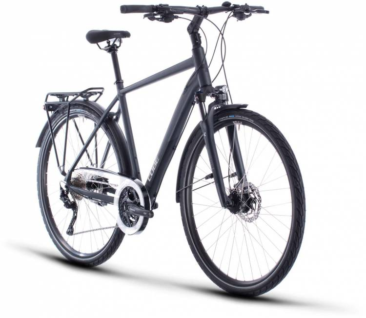 Cube Touring EXC iridium n silver 2020 - Trekkingrad Herren