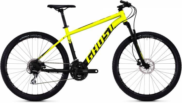 Ghost Kato 2.7 AL U 2018 - Hardtail Mountainbike
