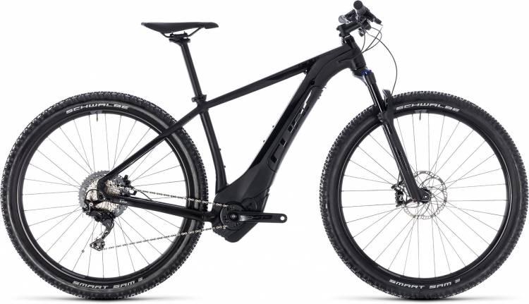 Cube Reaction Hybrid SL 500 black edition 2018 - E-Bike Hardtail Mountainbike