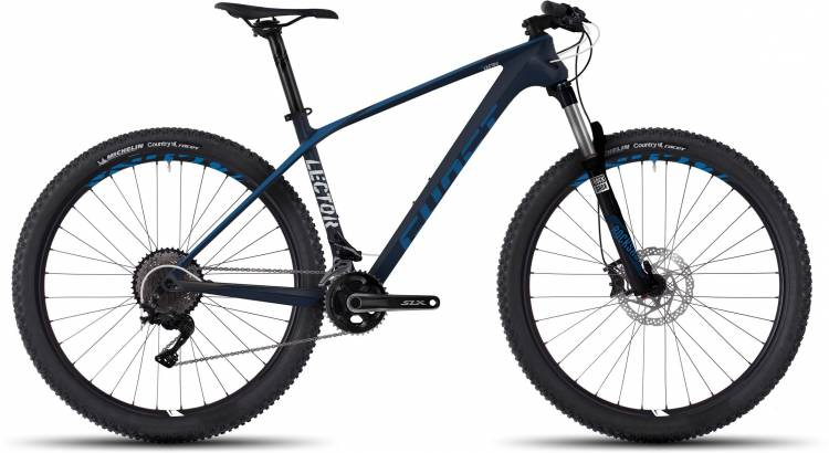 "Ghost Lector 1 LC 27.5"" 2017 - Hardtail Mountainbike"