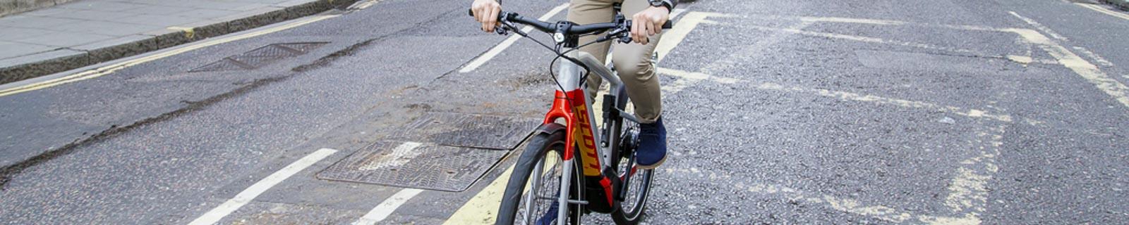 Scott E-Bike Trekkingräder