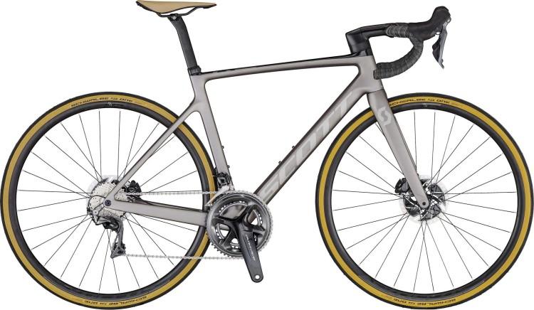 Scott Addict RC 10 grey 2020