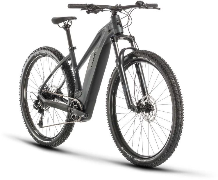 Cube Reaction Hybrid Pro 500 iridium n black 2020 - E-Bike Hardtail Mountainbike Damen