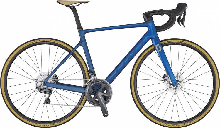 Scott Addict RC 30 blue 2020