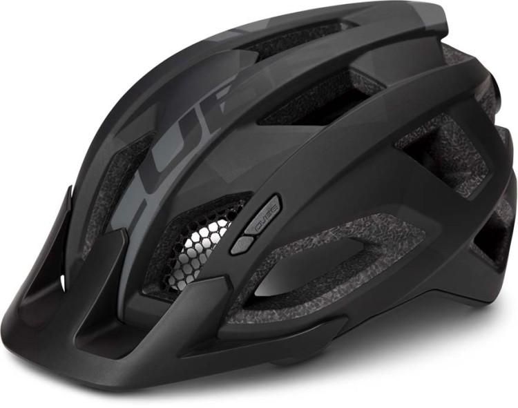 Cube Helm PATHOS black n grey