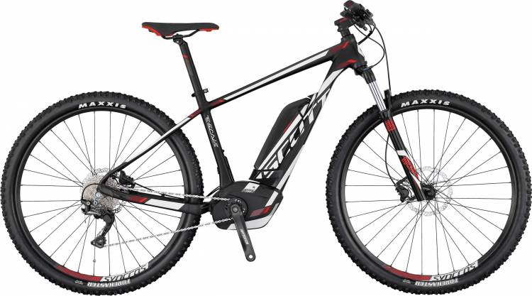 Scott E-Scale 930 2017 - E-Bike Hardtail Mountainbike