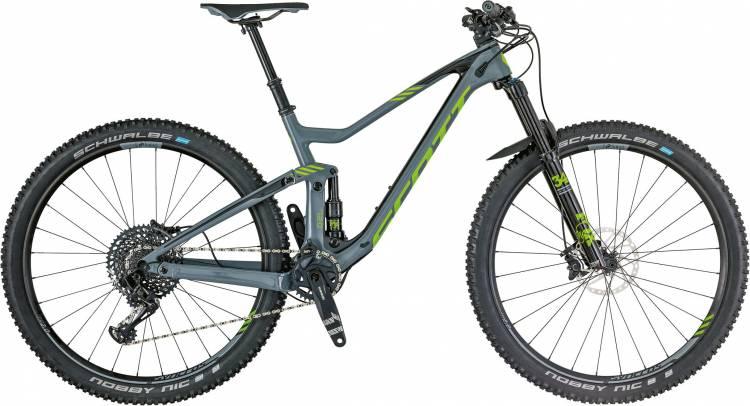 Scott Genius 920 2018 - Fully Mountainbike